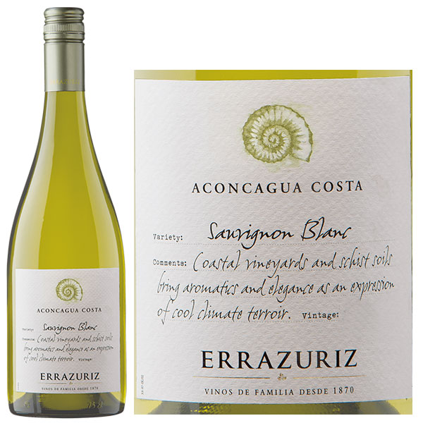 Rượu Vang Aconcagua Costa Errazuriz Sauvignon Blanc