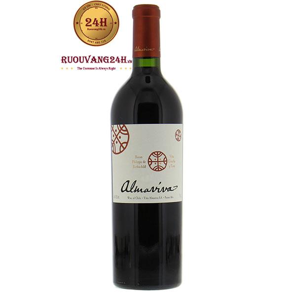 Rượu Vang Almaviva Puente Alto