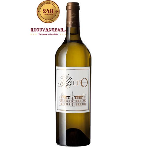 Rượu Vang Alto De Cantenac Brown