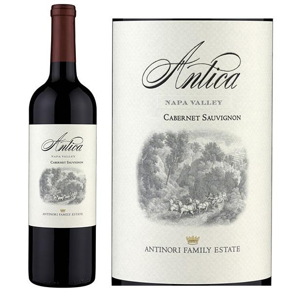Rượu Vang Antica Cabernet Sauvignon Napa Valley