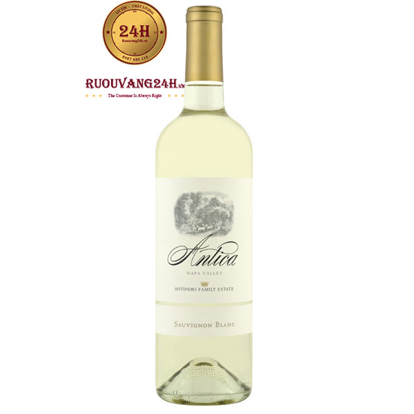 Rượu Vang Antica Sauvignon Blanc Napa Valley