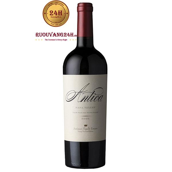 Rượu Vang Antica Townsend Vineyard Napa Valley