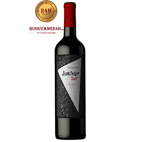Rượu Vang Argentina Trivento Amado Sur