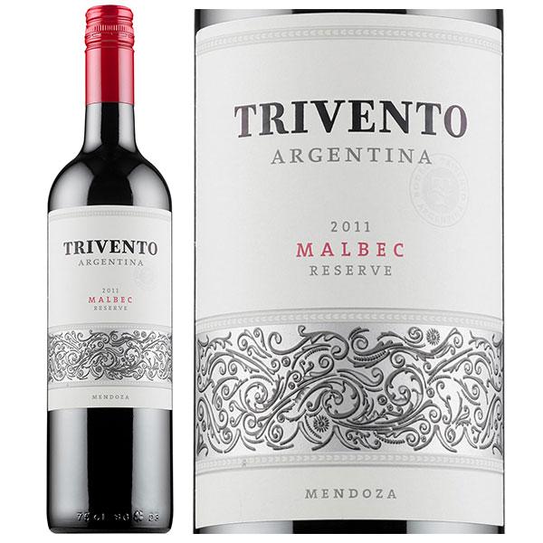 Rượu Vang Argentina Trivento Reserve Malbec