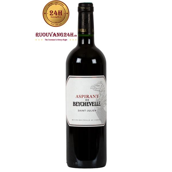 Rượu Vang Aspirant De Beychevelle Saint – Julien