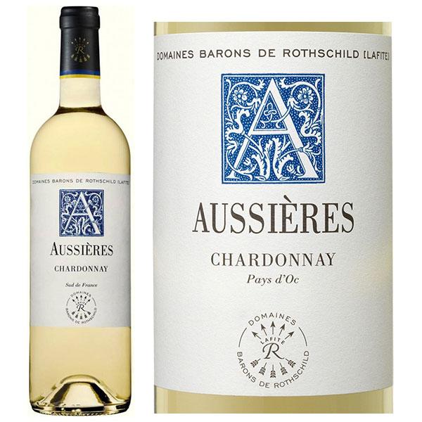 Rượu Vang Aussières Chadornnay