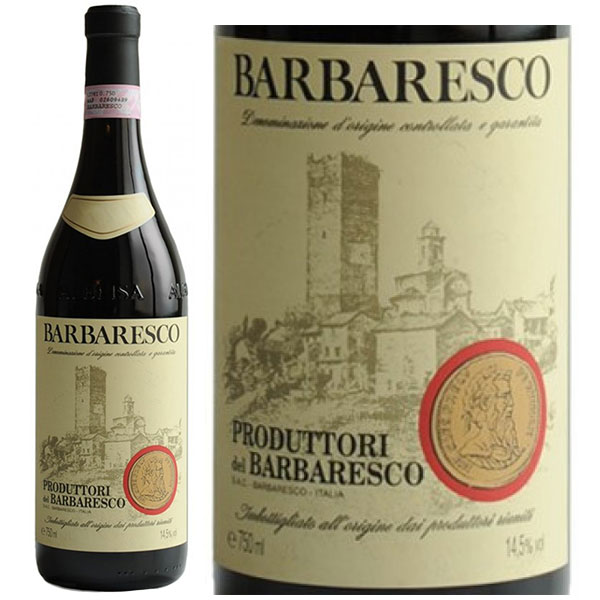 Rượu Vang BARBARESCO Produttori Del Barbaresco
