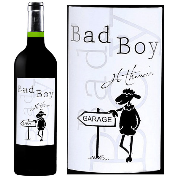 Rượu Vang Bad Boy Thunevin Bordeaux