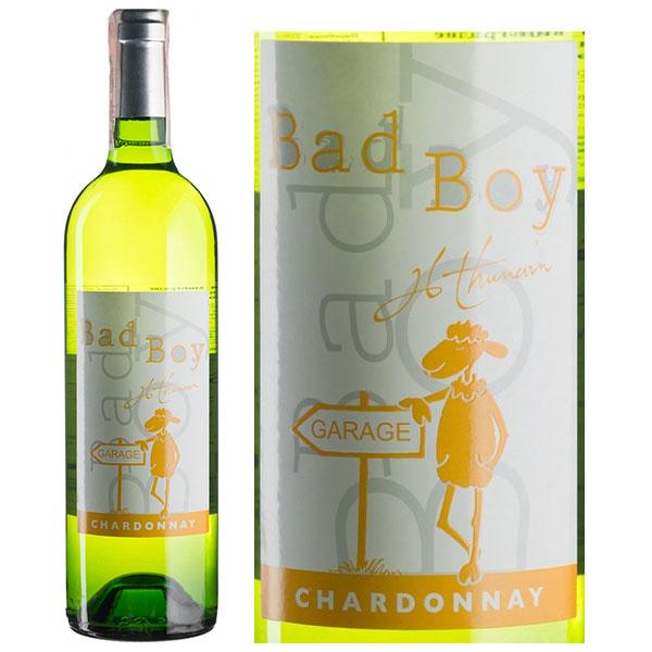 Rượu Vang Bad Boy Thunevin Chardonnay