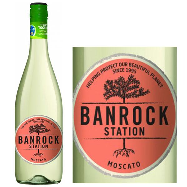 Rượu Vang Banrock Station Moscato