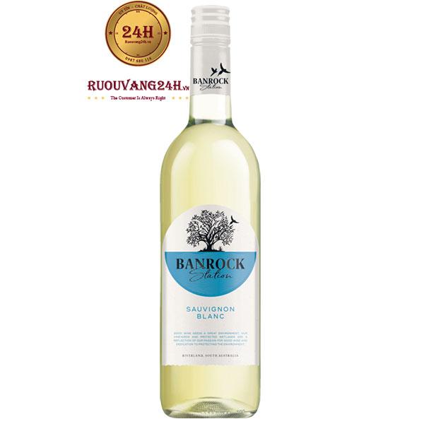 Rượu Vang Banrock Station Sauvignon Blanc