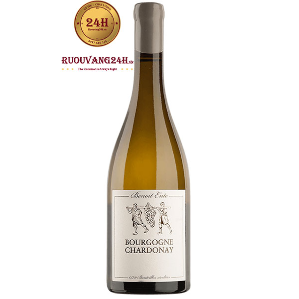 Rượu Vang Benoit Ente Bourgogne Chardonnay