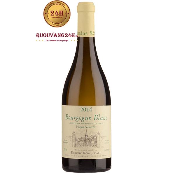 Rượu Vang Bourgogne Blanc Domaine Remi Jobard