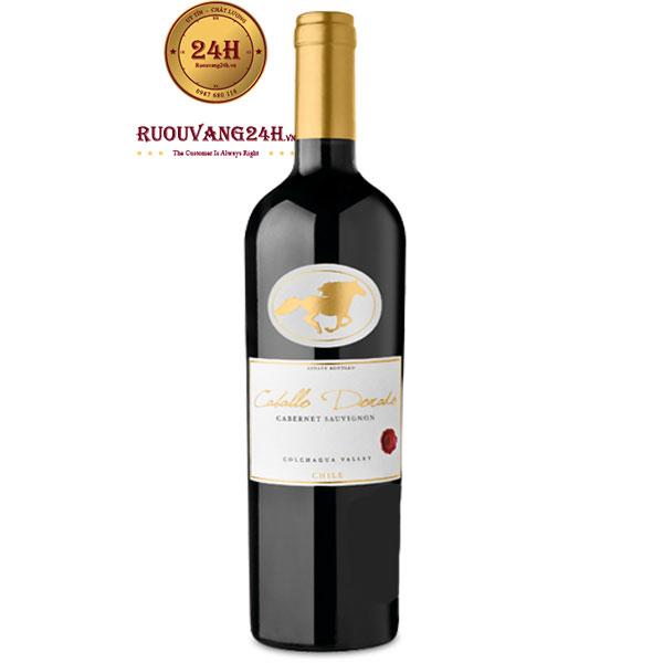 Rượu Vang Caballo Dorado Varietal Cabernet Sauvignon