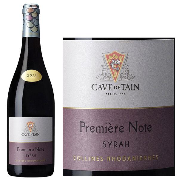 Rượu Vang Cave De Tain Première Note Syrah