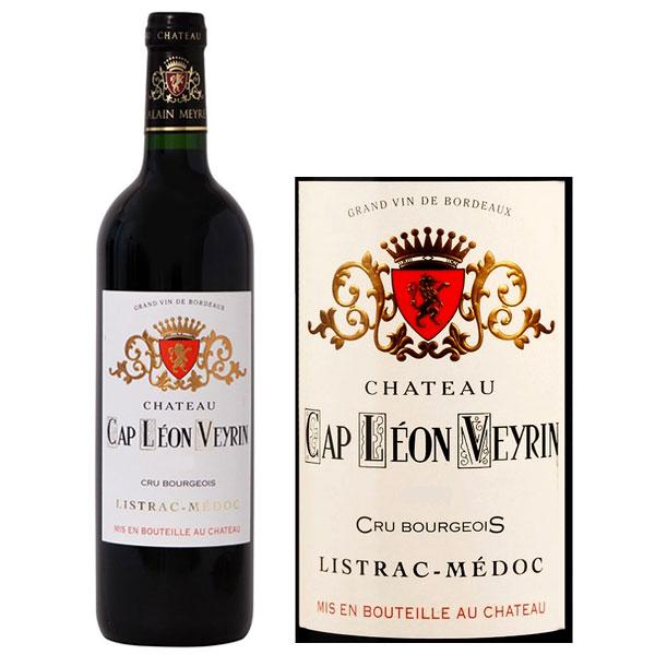 Rượu Vang Château Cap Leon Veyrin
