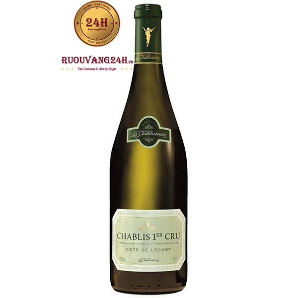 Rượu Vang Chablis 1ER Cru Côte De Léchet