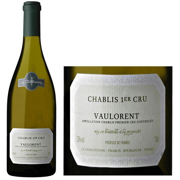 Rượu Vang Chablis 1ER Cru Vaulorent Chardonnay