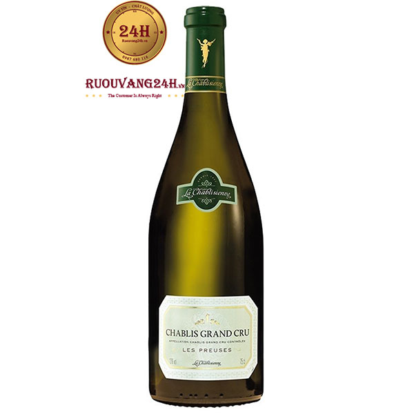 Rượu Vang Chablis Grand Cru Les Preuses