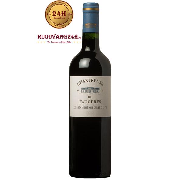 Rượu Vang Chartreuse De Faugeres