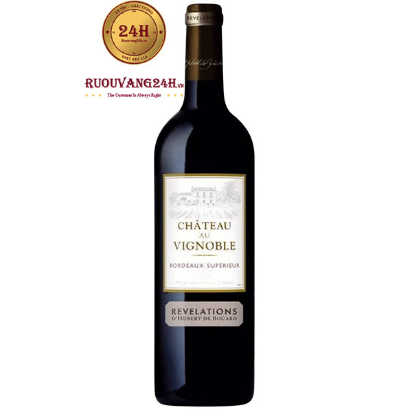 Rượu Vang Chateau Au Vignoble Bordeaux Superior