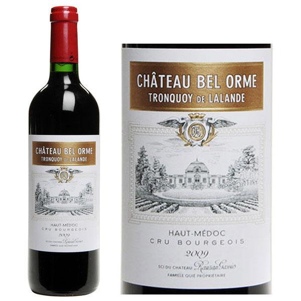 Rượu Vang Chateau Bel Orme Tronquoy De Lalande