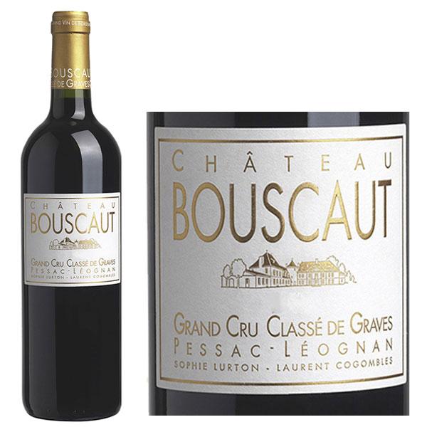 Rượu Vang Chateau Bouscaut