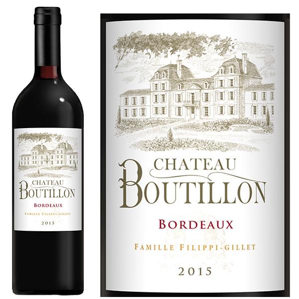 Rượu Vang Chateau Boutillon Bordeaux