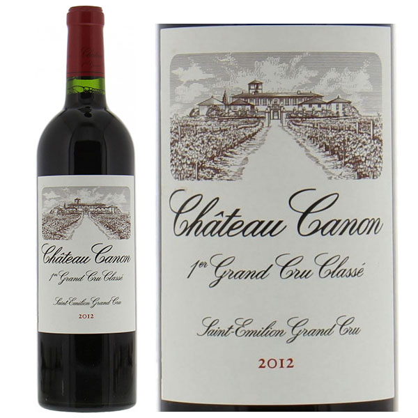 Rượu Vang Chateau Canon Grand Cru Classe