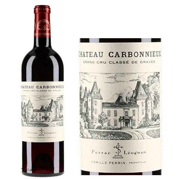 Rượu Vang Chateau Carbonnieux Grand Cru Classe