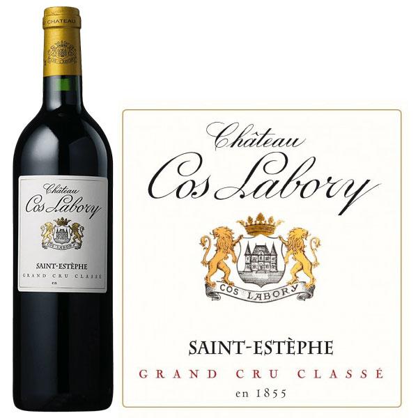 Rượu Vang Chateau Cos Labory Saint Estephe