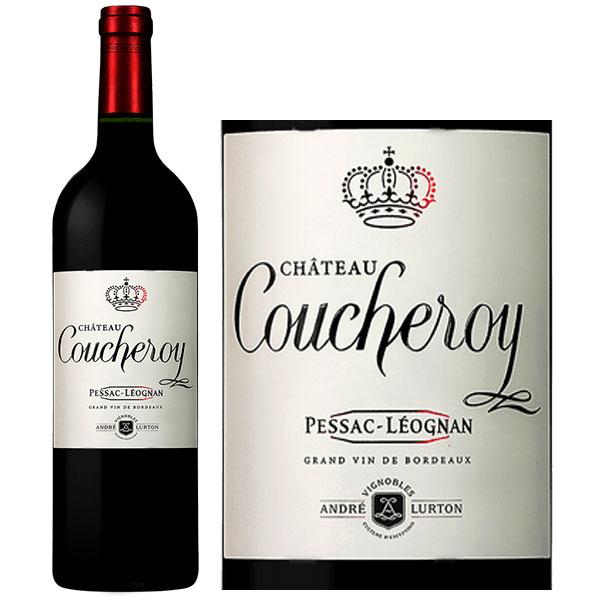 Rượu Vang Chateau Coucheroy Pessac Leognan