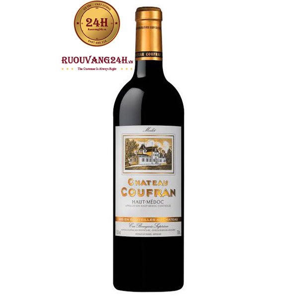 Rượu Vang Chateau Coufran Haut Medoc