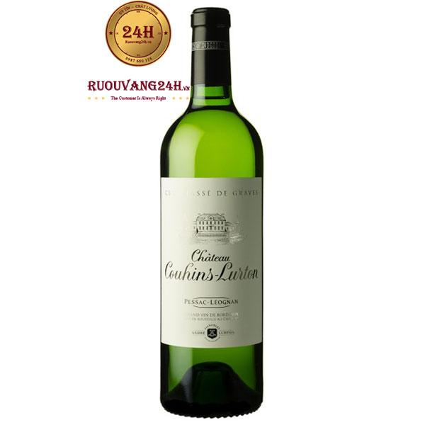 Rượu Vang Chateau Couhins Lurton