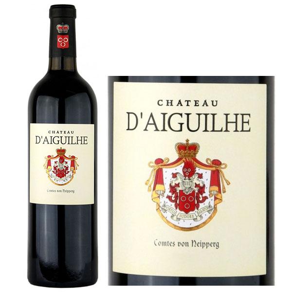 Rượu Vang Chateau D'Aiguilhe Cotes De Castillon