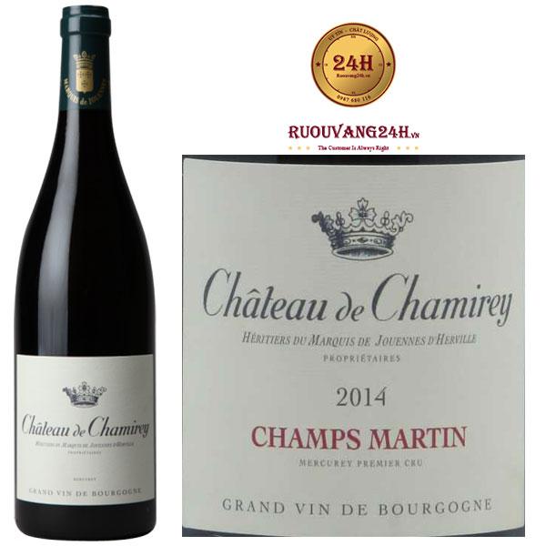 Rượu Vang Chateau De Chamirey Mercurey
