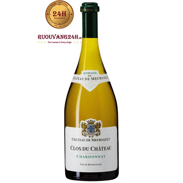 Rượu Vang Chateau De Meursault Clos Du Chateau Chardonnay