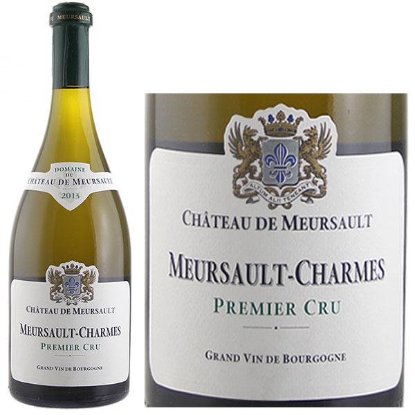 Rượu Vang Chateau De Meursault Meursault Charmes