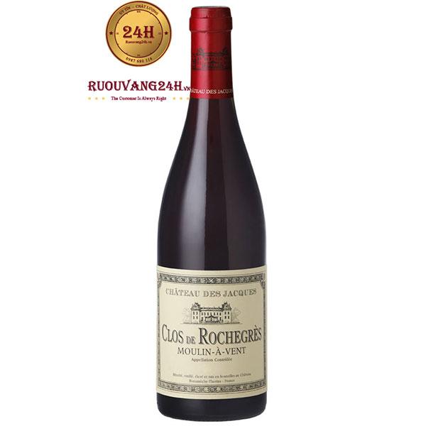 Rượu Vang Chateau Des Jacques Clos De Rochegres