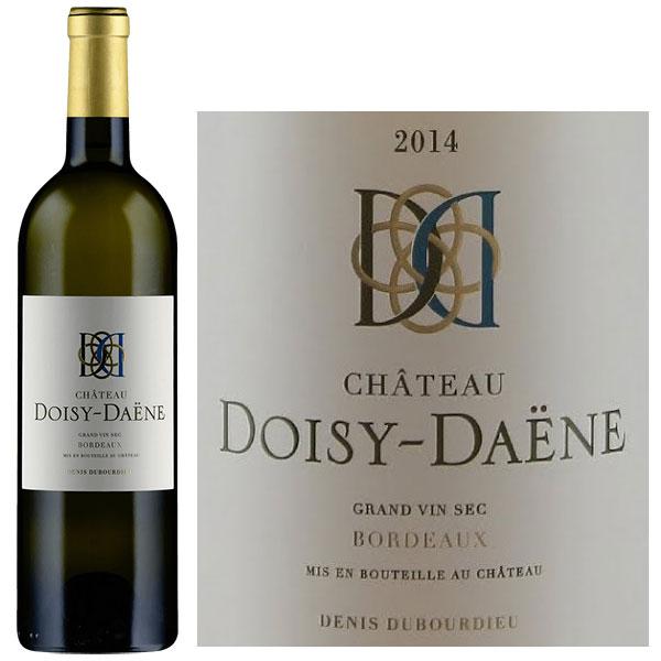 Rượu Vang Chateau Doisy Daene Bordeaux