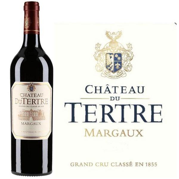 Rượu Vang Chateau Du Tertre Margaux