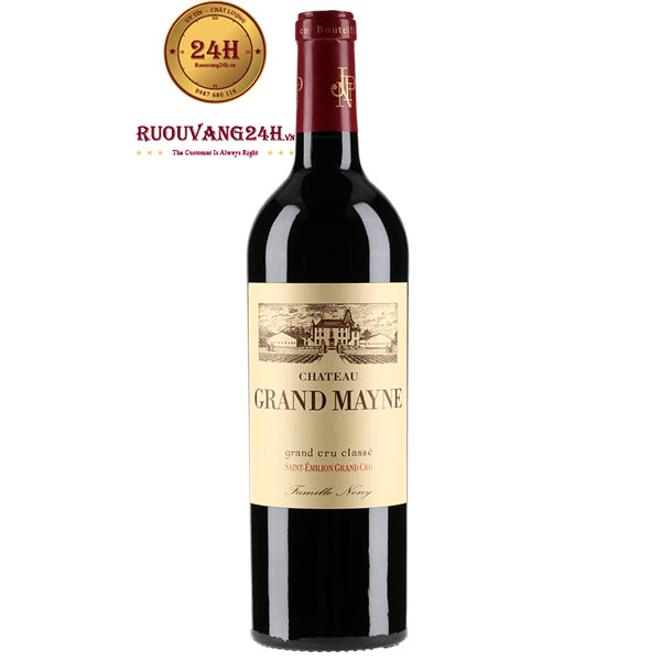 Rượu Vang Chateau Grand Mayne