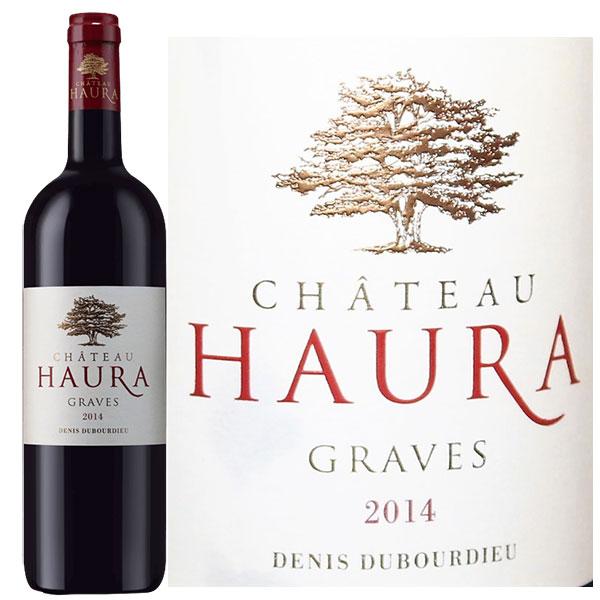 Rượu Vang Chateau Haura Graves