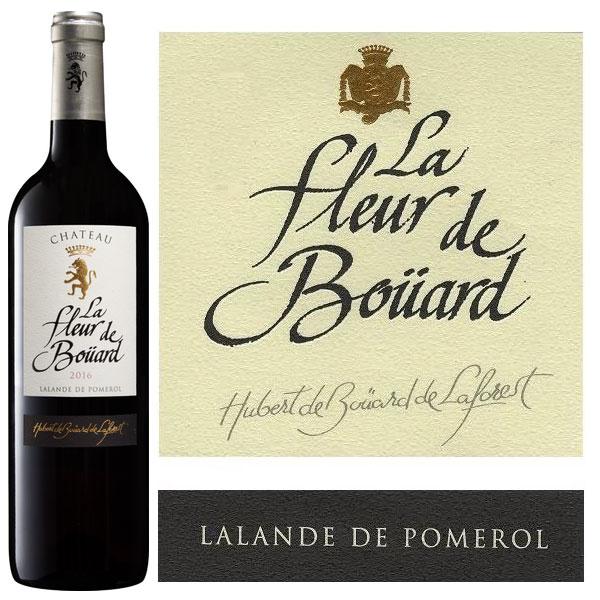 Rượu Vang Chateau La Fleur De Bouard