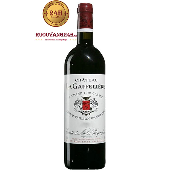 Rượu Vang Chateau La Gaffeliere Grand Cru Classe