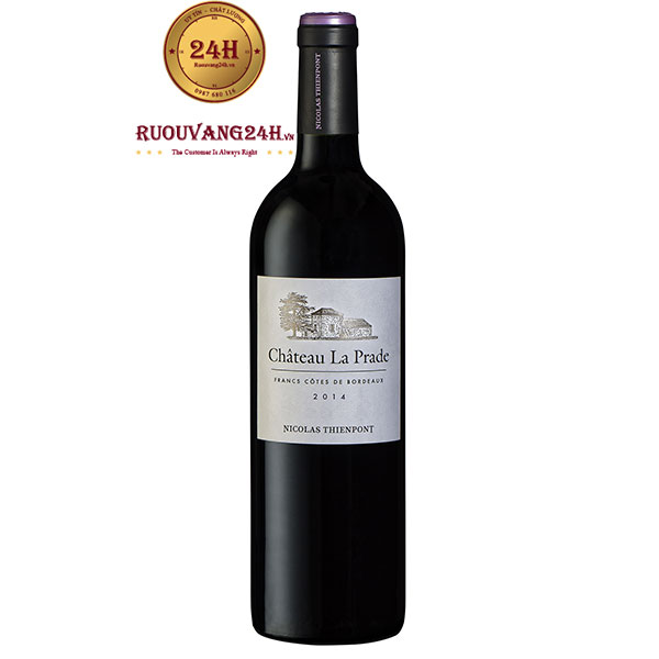Rượu Vang Chateau La Prade Nicolas Thienpont