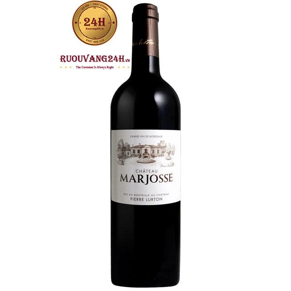 Rượu Vang Chateau Marjosse Pierre Lurton