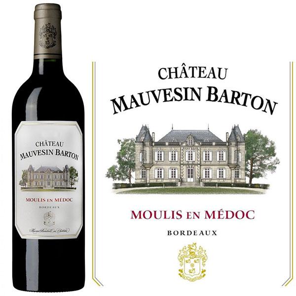 Rượu Vang Chateau Mauvesin Barton Moulis En Medoc