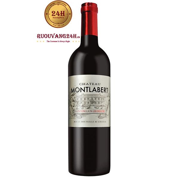 Rượu Vang Chateau Montlabert Saint Emilion Grand Cru