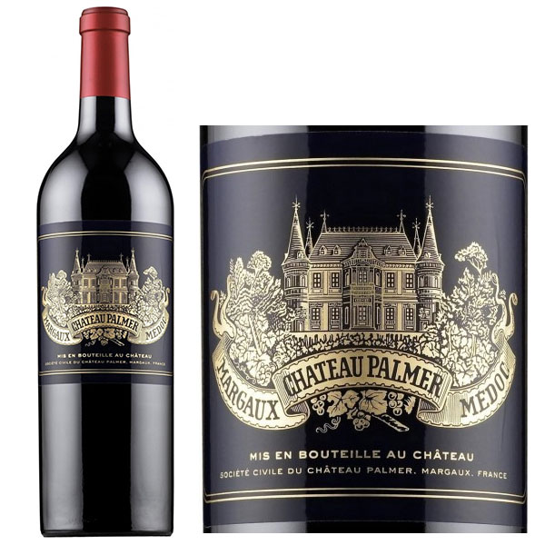 Rượu Vang Chateau Palmer Margaux